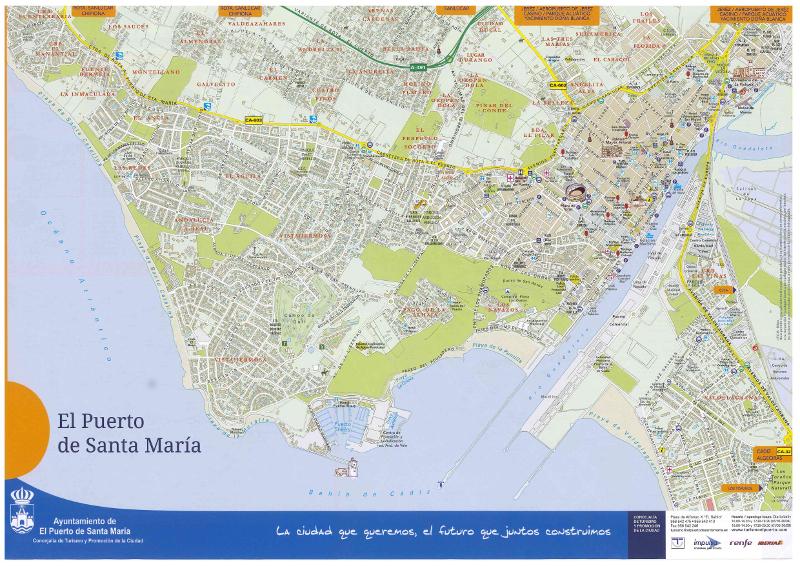 How to get to el puerto spanish courses - Autobus madrid puerto de santa maria ...
